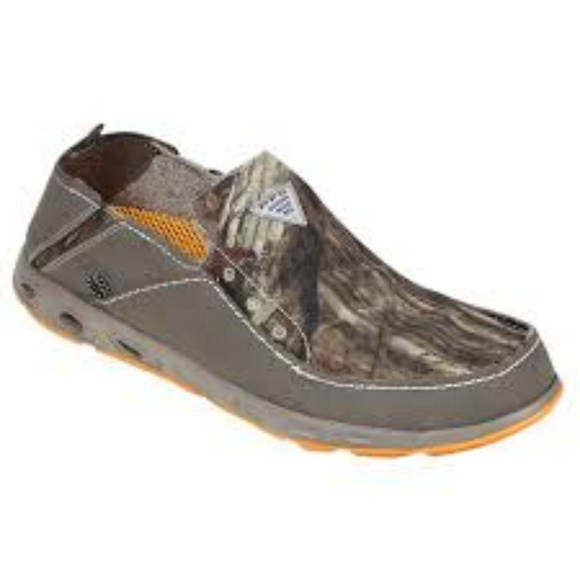 48047814b3b Columbia Other - COLUMBIA Bahama Vent Camo Shoe Men s 9.5 EUC